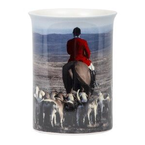 Country Matters Fine Bone China mug - Hounds and Master
