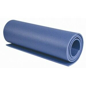 Highlander Camping Foam Roll Mat  - Blue