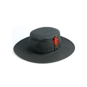 Hoggs Of Fife - Waxed Aussie-style Hat