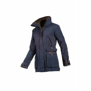 Baleno Ascot Ladies Jacket in Navy