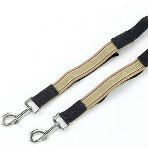 Hy Elasticated Side Reins - Black