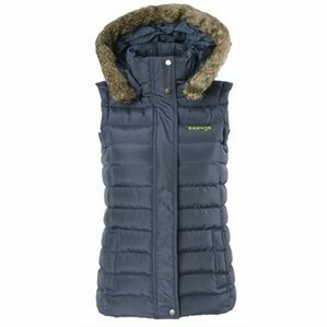 Kanyon Rockall Dark Navy Puffer Jacket