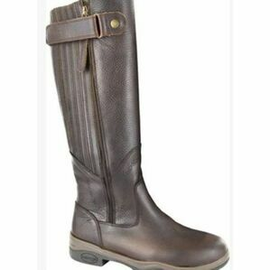 Kanyon Gorse2 X Rider Brown Leather Boots