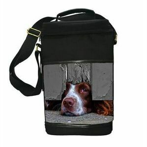 I Spy Spaniel Wine Cool Bag Country Matters