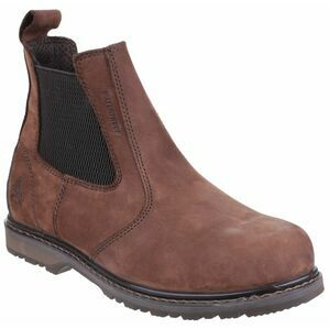 Amblers Sperrin Brown STC+Midsole Dealer Boots AS150