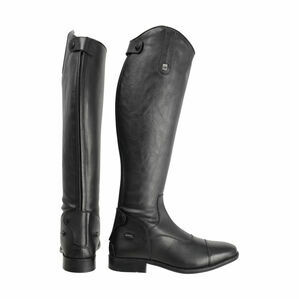Hyland Black Sicily Riding Boots Standard