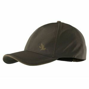 WINSTER SOFTSHELL CAP BLK COFFEE SEELAND