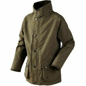 WOODCOCK KIDS JACKET SHADED OLIVE SEELAND