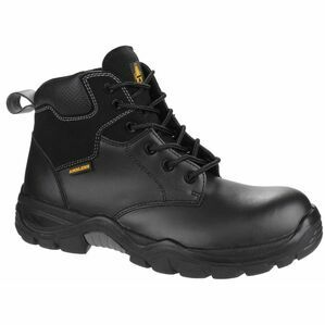 Amblers Preseli Black Composite Boot