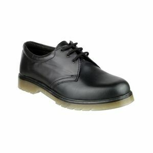 Amblers Aldershot Ladies' Leather Gibson in Black