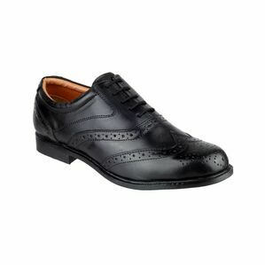 Liverpool Oxford Brogue in Black