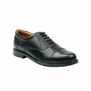 London Leather Oxford in Black