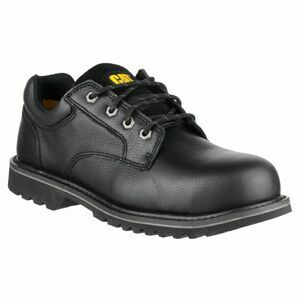 Electric Lo Safety Shoe in Black