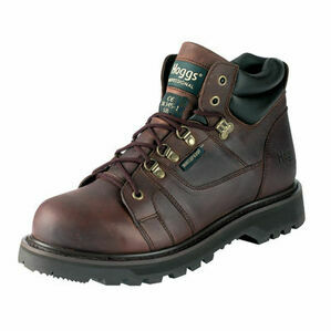 Hoggs of Fife GT3000 Waterproof Non-Saftey Leather Work Boot - Oiled Brown