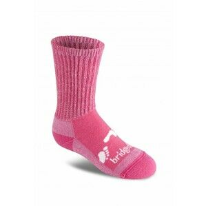Bridgedale WoolFusion® Trekker Junior Socks - Pink