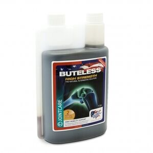 Buteless High Strength (This is not Phenylbutazone) Equine America