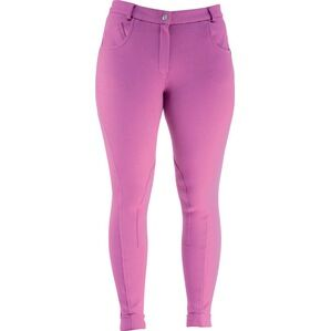 HyPERFORMANCE Melton Children's Jodhpurs - FUCHSIA