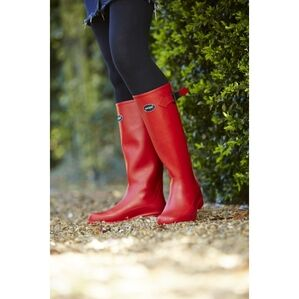 Gumleaf Norse Gumboot Wellington Boots - Red