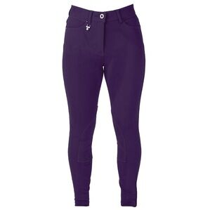 HyPerformance Bright Denim Ladies Breeches Purple