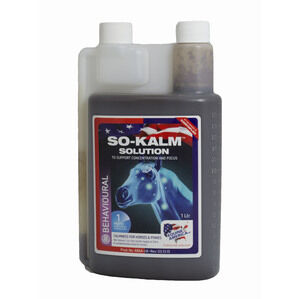 So Kalm Solution Equine America - 946ml