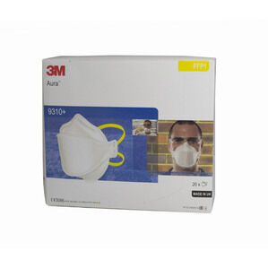 Mask 3M Respirator 9310 ( Pack of 20) FFP1S