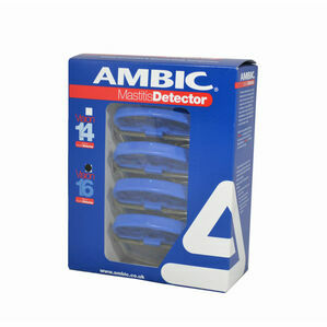 Ambic Vision Mastitis Detector Complete (4Pk)