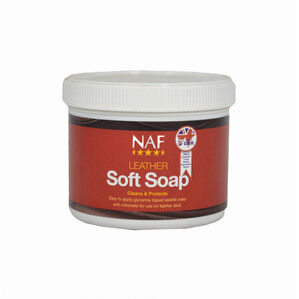 NAF Soft Soap Leather Care - 450g