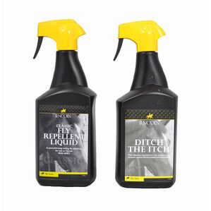 Offer - Buy Lincoln Classic Fly repellent 1L - Get Lincoln Ditch the Itch 1L FOC