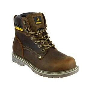 Amblers Men Dorking Lace Boots