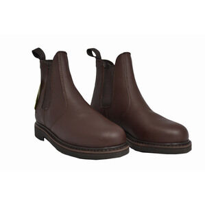 Hoggs of Fife GT4000 Waterproof Leather Boots - Brown
