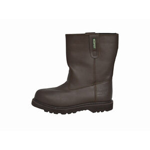 Hoggs of Fife Hurricane WSR  - Brown Mid-Weight Safety Boots