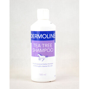 Dermoline Tea Tree Shampoo For Horses - 500ml