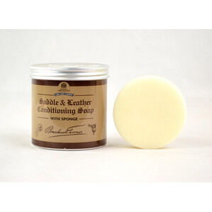 Saddle & Leather Conditioning Soap - 500ml