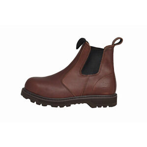 Hoggs of Fife Tempest SD - Brown Mid-Weight Safety Boots