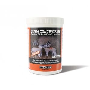 Nettex Ultra Concentrate Colostrum For Lambs