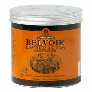 Belvoir Leather Balsam Intensive Conditioner - 500ml