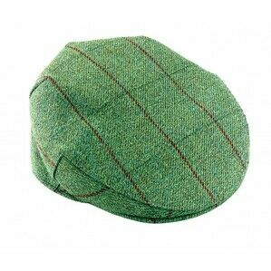 Bonart Foxhound Tweed Shooting Cap