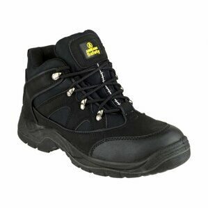 Amblers Safety - FS151 Black Mid Safety Boots