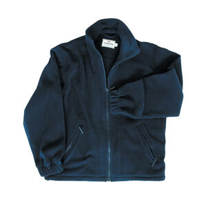 Hoggs Of Fife Bute Fleece Jacket - Navy