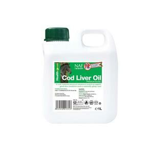 NAF Cod Liver Oil Premium Blend For Horses