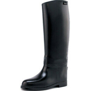 Toggi Gymkhana Childrens Long Riding Boots - Black