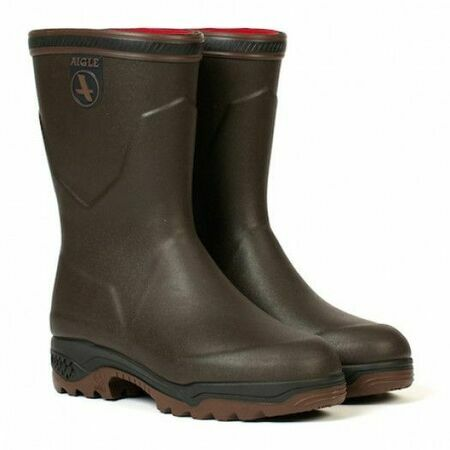 aigle parcours bronze 2 bott iso wellington boots 84348 from. Black Bedroom Furniture Sets. Home Design Ideas