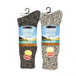 Country Pursuit Thermal Walking Socks