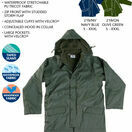 Castle Clothing Fleece Lined Jacket - Green additional 2