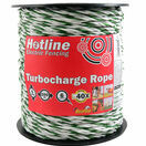 Hotline P51G-2 White/Green Supercharge Rope - 6mm x 200m additional 1