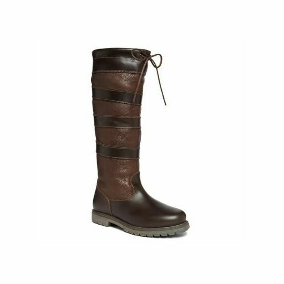 Kanyon Rowan Waterproof Full Grain Leather Country Boots