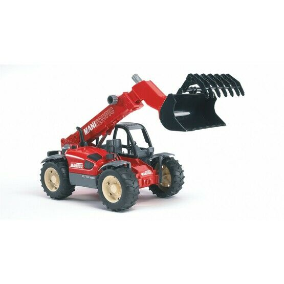 Bruder Manitou Telescopic loader MLT 633 Toy