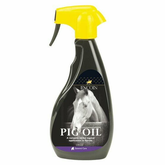 Lincoln Pig Oil Spray - 500ml