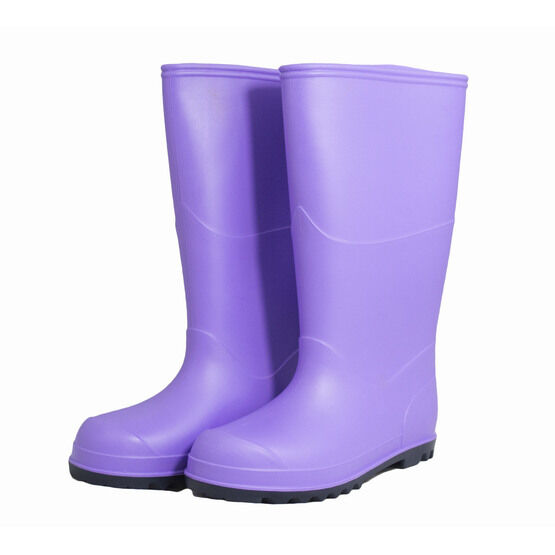 Berwick Childrens Border Wellington Boots - Lilac