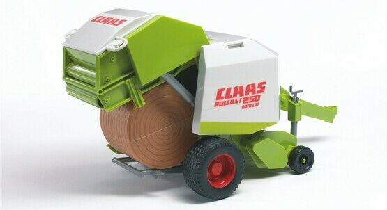 Bruder Claas Rollant 250 Straw Baler Toy